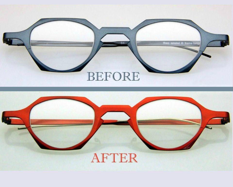 titanium eyeglass frame repair in kansas city global